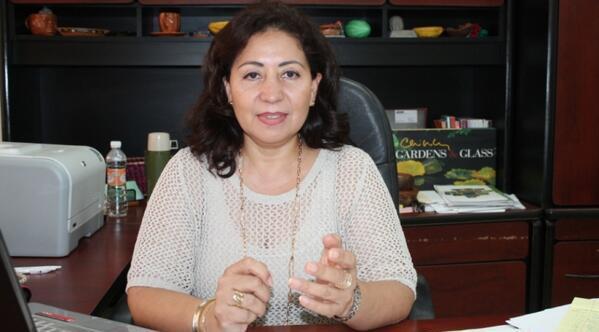 DIRECTORA OFICINA DE CONVENCIONES TABASCO