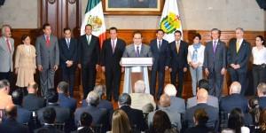 Con los Centroamericanos, Veracruz hará brillar a México en 2014: Javier Duarte