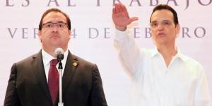 Con el impuesto al 2 por ciento a la nómina, eleva autonomía financiera en Veracruz: Javier Duarte