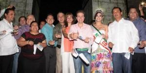 Inaugura Manuel Velasco Coello la Feria Mesoamericana 2014