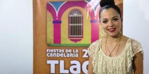 Lleno total en el concierto de Natalia Lafourcade en Tlacotalpan