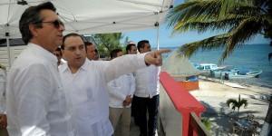 Moderniza gobierno Federal y Quintana Roo terminal marítima de Punta Sam