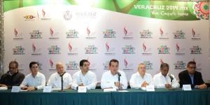Se suma sector empresarial veracruzano para garantizar éxito de los Centroamericanos 2014