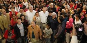 Veracruz, primer estado en firmar convenio de Oportunidades con el Gobierno de la República