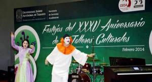 Celebra UJAT 35 Aniversario de Talleres Culturales