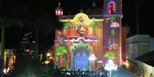 Proyectarán espectáculo artístico con videomapping en Tlacotalpan Veracruz