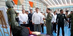 Conmemoran en Yucatán Día de la Fuerza Aérea Mexicana