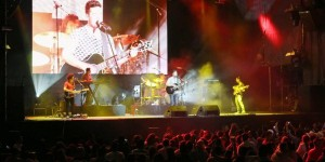 Con la presentación de Juan Solo, inician conciertos en las Fiesta de La Candelaria en Tlacotalpan Veracruz