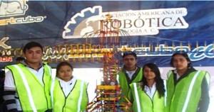 Triunfa Bachillerato Tlapacoyan en el Robotic Science Competition