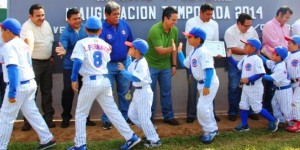 Construirán 3 nuevos campos deportivos en Coatzacoalcos