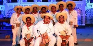Obtiene Centla primer lugar en certamen estatal de tamborileros de la Feria 2014