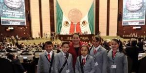 Legisladores infantiles piden castigos más severos a secuestradores y violadores en el país