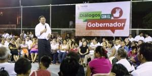 """Inician los """"Diálogos con el Gobernador de Yucatán»"""