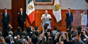 A los veracruzanos, resultados y beneficios concretos: Javier Duarte