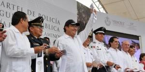 Veracruz, firme en su compromiso por la seguridad y la justicia: Javier Duarte