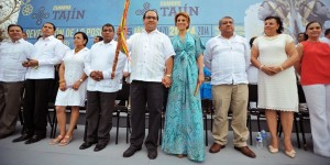 Cumbre Tajín, ejemplo mundial de regeneración cultural: Javier Duarte