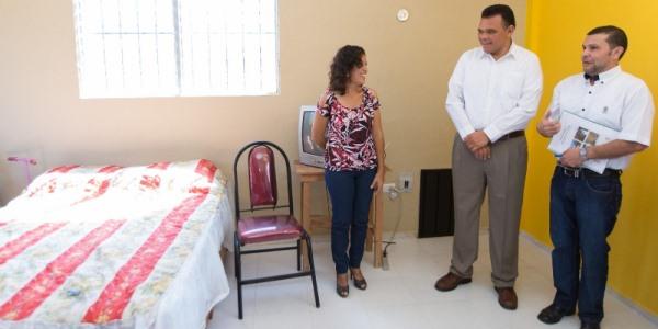 ECOTECNOLGIAS A FAMILIAS EN YUCATAN