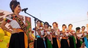 Las 17 bellezas de Tabasco concluyen recorrido por los municipios