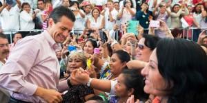 Creo en la mujer y en el espíritu combativo de lucha de las mexicanas: Enrique Peña Nieto