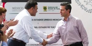 Peña y Zapata inauguran en Yucatán moderno Centro de Justicia para las Mujeres