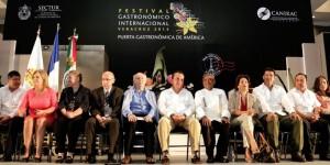 Inauguran primer Festival Gastronómico Internacional Veracruz 2014