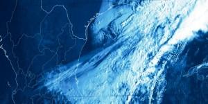 El frente frío 43 mantiene norte, para mañana disminuye potencial de lluvias: PC