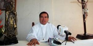 Es tiempo de pedir perdón a Dios por los pecados: Obispo de Tabasco