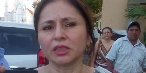 Lamenta Rosalinda actitud intransigente de diputados en Tabasco