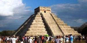 Desciende Kukulcán en Chichén Itzá, inicia la primavera