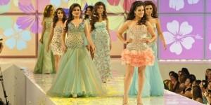 Las Embajadoras 2014 en el Desfile de Modas, con causa social