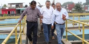 Procesa SAS agua de calidad a familias de la capital de Tabasco