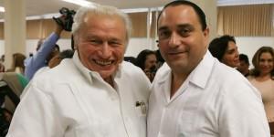 Asiste el gobernador Roberto Borge al XXIII Aniversario del Diario Por Esto!, Yucatán