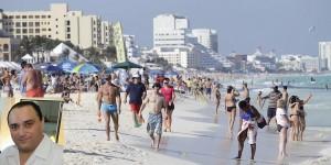 Cancún y la Riviera Maya por cuarto mes excelentes índices de ocupación hotelera: Roberto Borge