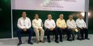 Participa el titular de Educación en Quintana Roo en el Foro Nacional en Tabasco