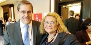 Asiste rectora de la UQROO al Foro Bilateral sobre Educación Superior, Innovación e Investigación