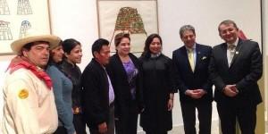 Embajadoras de Tabasco atraen turistas alemanes la Feria 2014: SDET