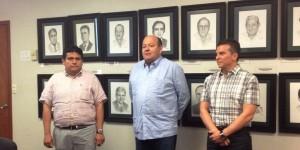 Toma protesta Ricardo Fitz como sub secretario de Gobierno en Tabasco