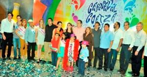 Willie Colón, La Arrolladora Banda El Limón y los ex Timbiriches, en el Carnaval Coatzacoalcos 2014