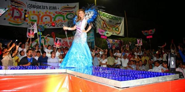 coatza reina carnaval 2014