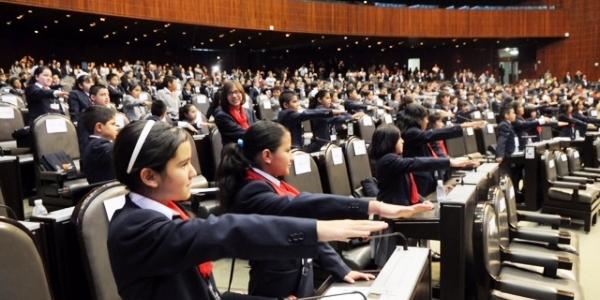 concluye parlamento infantil