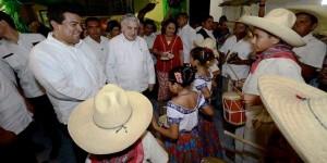Comalcalco, Cunduacán y la industria restaurantera disfrutan la Feria Tabasco 2014
