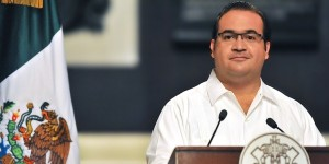Veracruz responde a la delincuencia de forma eficaz y contundente: Javier Duarte