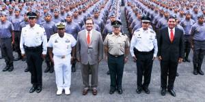En Veracruz, un modelo policial que garantiza seguridad y tranquilidad: Javier Duarte