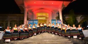 Ante los medios de comunicación, Tabasco está de fiesta: Martha Lilia Aguilera