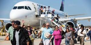 Inauguran vuelo Monterrey-Mérida-Monterrey
