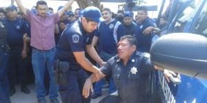 Paro de policías, activa a Ministeriales para cuidar la capital de Tabasco