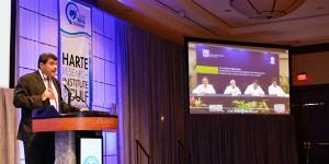 Presenta el rector de la UJAT trabajos del CiiMar-GoMC en Cumbre Internacional del Golfo