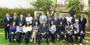 Reeligen al rector de la UJAT como presidente de la CCPNP