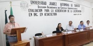 Comienza UJAT proceso de acreditación de Ingeniería en Acuacultura