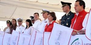 Arranca Operativo Vacacional Semana Santa 2014 en Veracruz